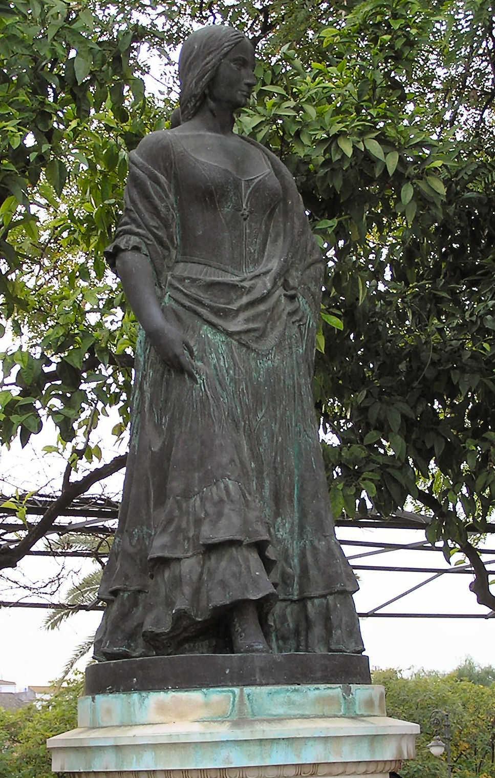 Monumento a Carmen