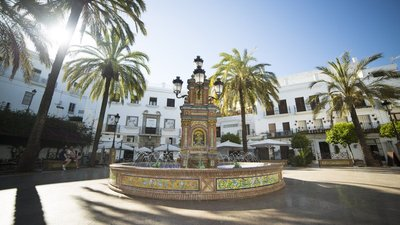 Vejer de la Frontera, UFOs and a lot more