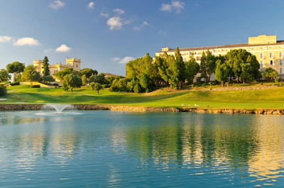 Montecastillo Golf Resort, a sports area in the heart of Jerez's countryside