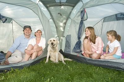 De campings por la provincia de Córdoba con tu perro