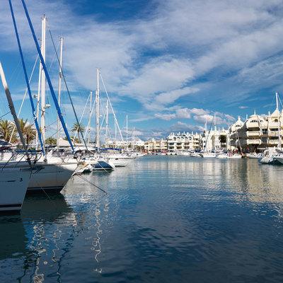 Actividades náuticas y puertos deportivos