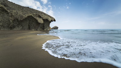 La plus grande plage nudiste du monde entier