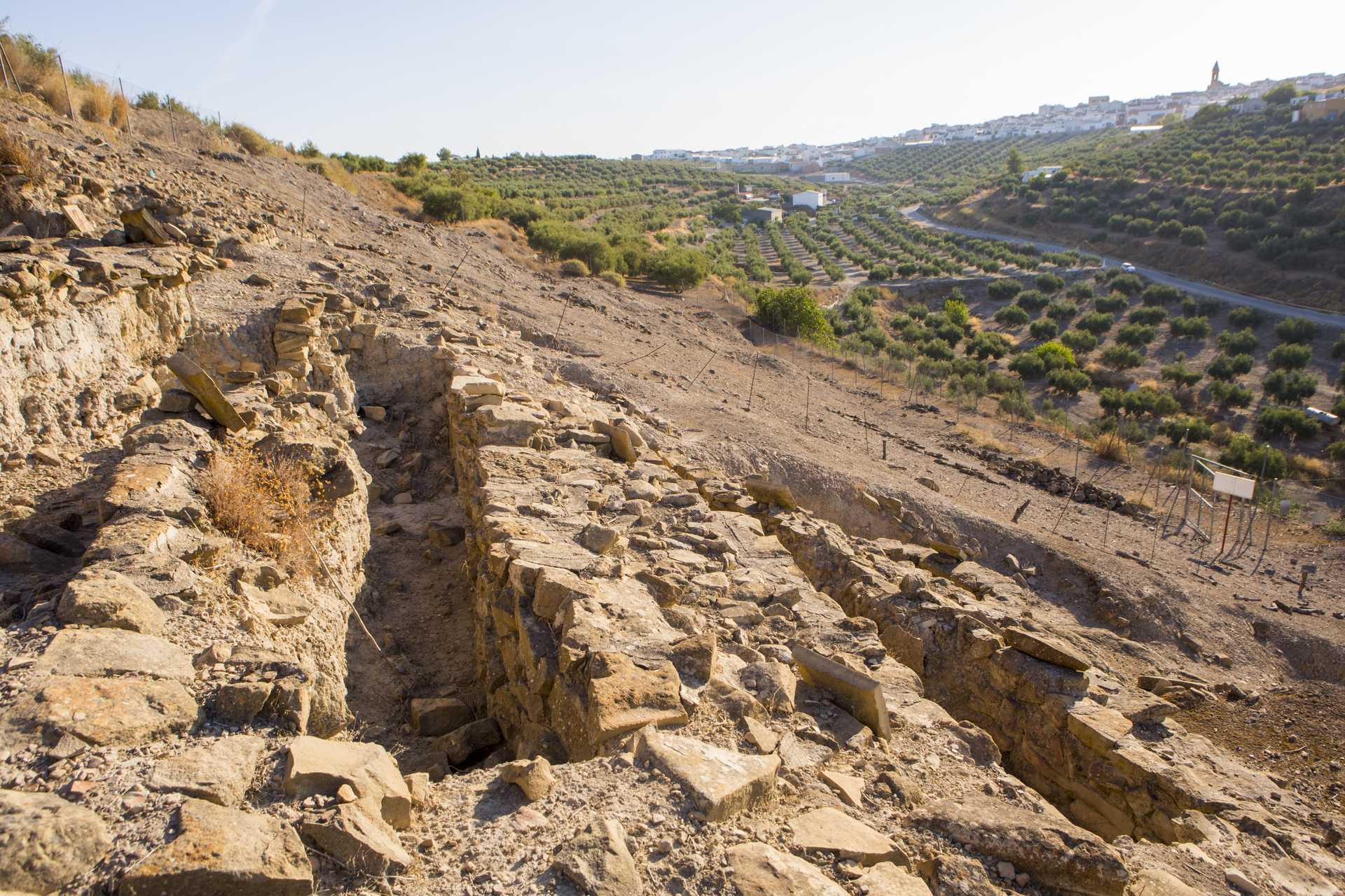 Enclave Arqueológico de Puente Tablas