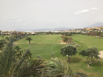Almerimar Golf, one of the oldest established golf courses in Andalusia