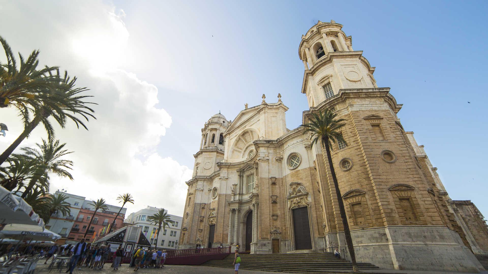Catedral de la Santa Cruz de Cádiz
