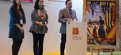 Mairena de Alcor nos presenta en FITUR el cartel de su Feria de Abril