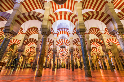 Adapted tourism at Cordoba's Mosque-Cathedral